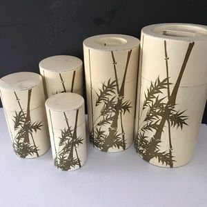 Vintage Nesting Tins